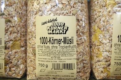 1000 Körner Müsli