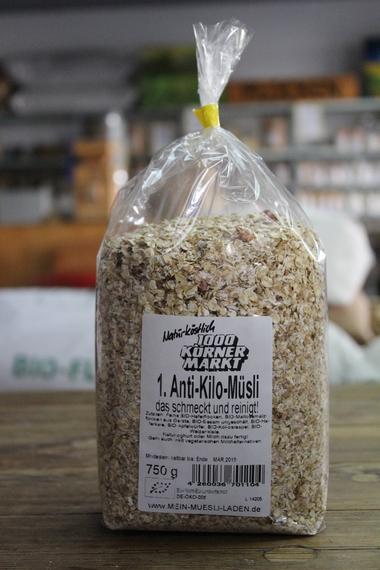 Anti-Kilo-Müsli