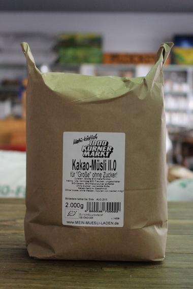 Kakao-Müsli