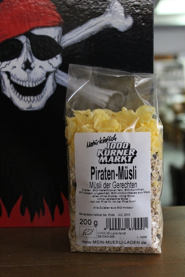 Piratenmüsli